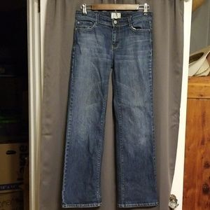 White House Black Market Blanc jeans sz. 4S